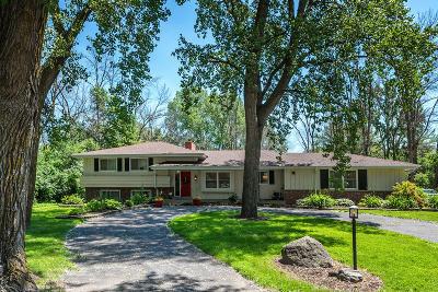 Germantown Single Family Home For Sale: W156n9696 Pilgrim Rd