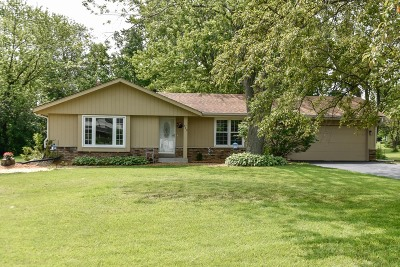 Bayside Single Family Home Active Contingent With Offer: 949 W Laramie Ln