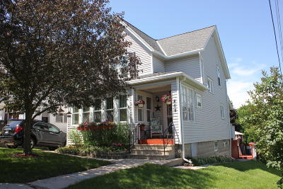 Plymouth Single Family Home For Sale: 408 W Main St