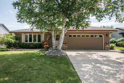Oak Creek Single Family Home Active Contingent With Offer: 8520 S Shepard Ave
