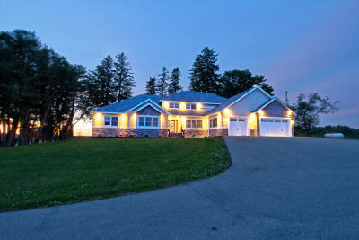 Vernon County Single Family Home Active Contingent With Offer: S2990 Barstad Rd