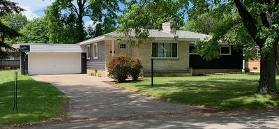 Menominee Single Family Home For Sale: 3507 16th St