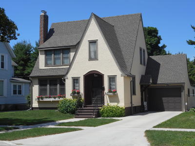 Menominee Single Family Home For Sale: 1812 14th Ave