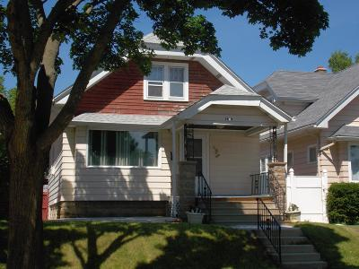 West Allis Single Family Home Active Contingent With Offer: 1969 S 74th St