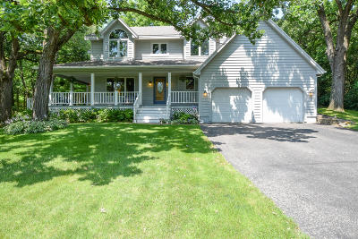 Waukesha Single Family Home For Sale: S43w27140 W Country Ln