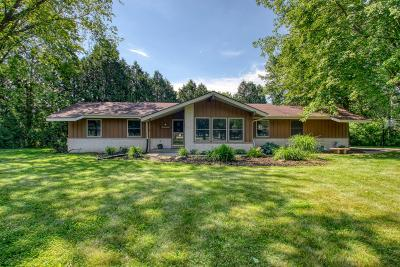 Lisbon Single Family Home Active Contingent With Offer: W226n8100 Longview Dr