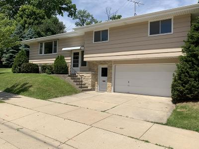 West Allis Single Family Home Active Contingent With Offer: 8606 W Grant St
