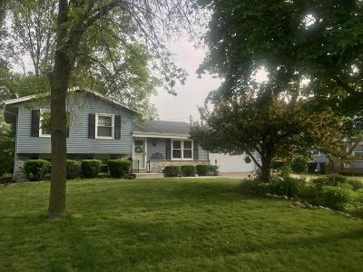 Wauwatosa Single Family Home Active Contingent With Offer: 10205 W Glendale Ave