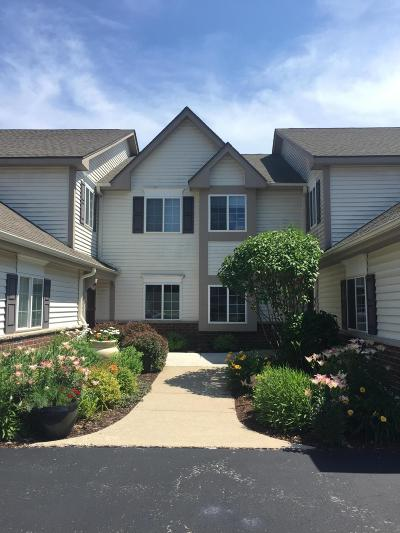 Pewaukee Condo/Townhouse Active Contingent With Offer: 550 Pewaukee Rd #G