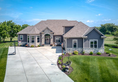 Muskego WI Single Family Home Active Contingent With Offer: $625,000