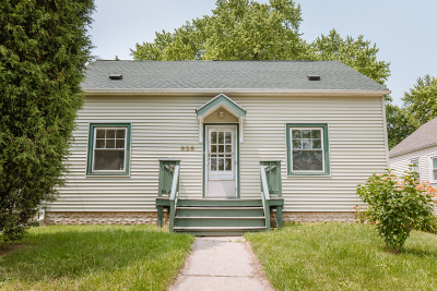 Waukesha Single Family Home Active Contingent With Offer: 926 Harding Ave