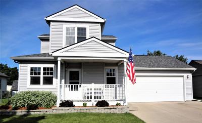 Waukesha Single Family Home Active Contingent With Offer: 1128 Lombardi Way