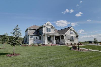 Menomonee Falls Single Family Home For Sale: W201n5244 Sandpiper Ln