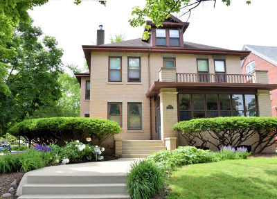 Milwaukee Single Family Home Active Contingent With Offer: 4803 W Washington Blvd