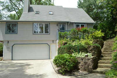 Single Family Home For Sale: W300s10299 Lakeside Dr