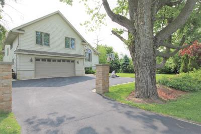Pleasant Prairie WI Single Family Home For Sale: $379,000