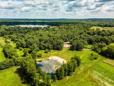 Dousman Single Family Home For Sale: W377s5295 Pretty Lake Rd