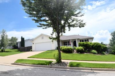 Waukesha Single Family Home Active Contingent With Offer: 2468 Emslie Dr