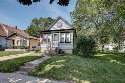 West Allis Single Family Home Active Contingent With Offer: 1235 S 86th St
