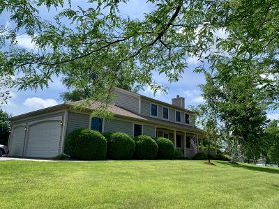 Fort Atkinson WI Single Family Home Active Contingent With Offer: $324,900