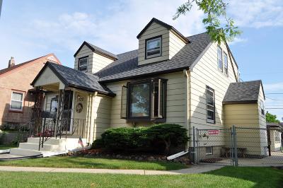 South Milwaukee Single Family Home For Sale: 1732 Minnesota Ave