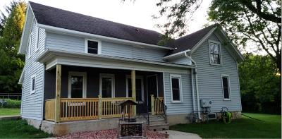 Lisbon Single Family Home For Sale: N72w22298 Good Hope Rd