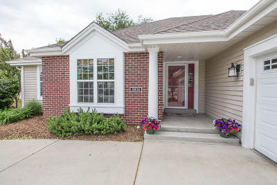 Waukesha Single Family Home Active Contingent With Offer: 3816 Oxbow Dr