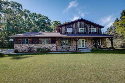 West Bend Single Family Home Active Contingent With Offer: 2079 Patrick Ct