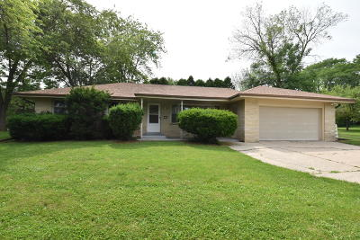 Brookfield Single Family Home For Sale: 4165 Pilgrim Rd