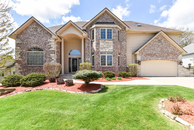 Muskego WI Single Family Home For Sale: $574,900