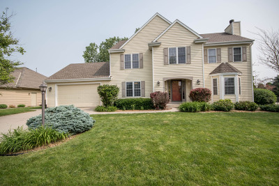 Racine Single Family Home Active Contingent With Offer: 1206 Silent Sunday Ct