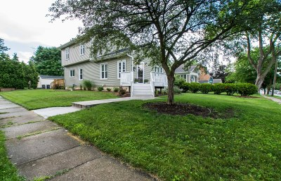 Lake Geneva Single Family Home Active Contingent With Offer: 1192 Center St