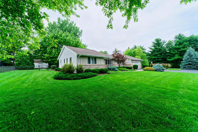 Pleasant Prairie Single Family Home Active Contingent With Offer: 12206 85th Ave