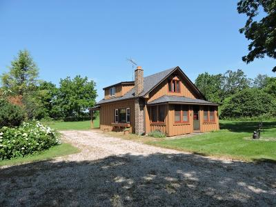Fontana Single Family Home For Sale: N1217 Academy Rd