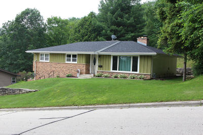 Plymouth Single Family Home Active Contingent With Offer: 513 Fremont St