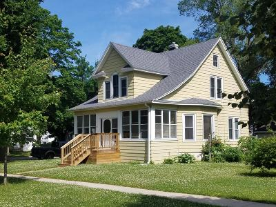 Fort Atkinson WI Single Family Home For Sale: $169,000