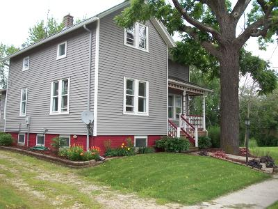 Oostburg Single Family Home For Sale: 1166 Center Ave
