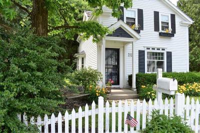 Cedarburg Single Family Home For Sale: W63n765 Sheboygan Rd