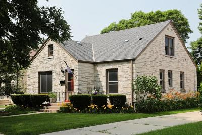 West Allis Single Family Home Active Contingent With Offer: 2439 S 81st St