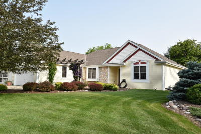 Oak Creek Single Family Home Active Contingent With Offer: 2525 W Minnesota Ave