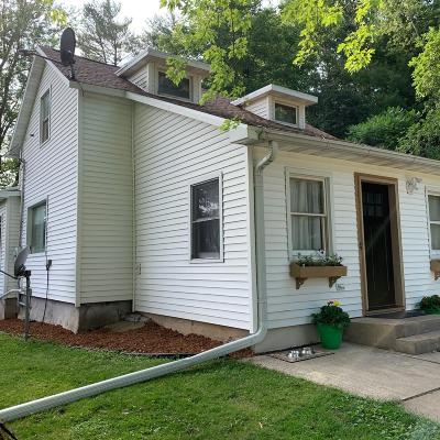 Bangor Single Family Home For Sale: W506 Pettinger Hill Rd
