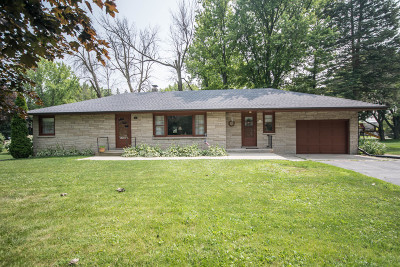 Muskego Single Family Home Active Contingent With Offer: S73w16481 Vine St