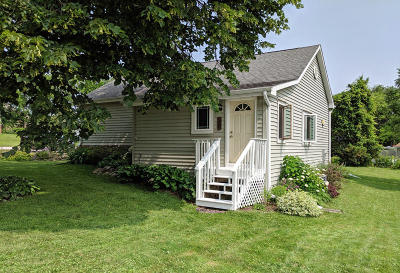 Single Family Home Active Contingent With Offer: 1505 3rd St