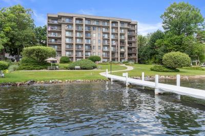 Williams Bay Condo/Townhouse For Sale: 35 S Walworth Ave #202