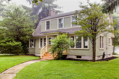 Sheboygan Single Family Home Active Contingent With Offer: 2106 Erie Ave