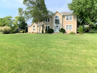 Single Family Home For Sale: W161n10534 Brook Hollow Dr