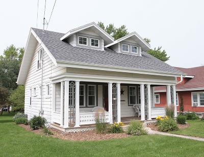 Cedar Grove Single Family Home Active Contingent With Offer: 30 W Wisconsin Ave