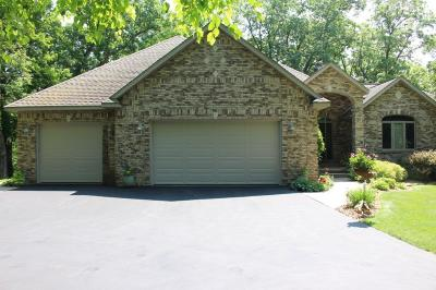 Lake Geneva Single Family Home Active Contingent With Offer: N3472 Springfield Rd
