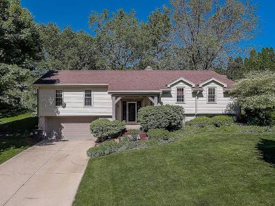 Wauwatosa Single Family Home For Sale: 1057 N 123rd St