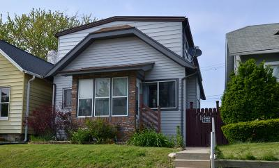 West Allis Single Family Home For Sale: 7738 W Hicks St